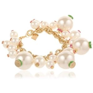 Lilly Pulitzer Goodie Goodie Chunky Pearl Bracelet